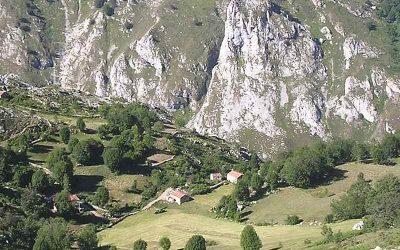 Calzada romana de Caoru de Arenas a Tielve