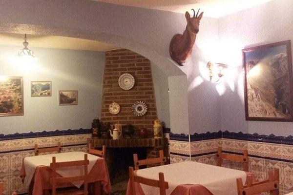 Restaurante hostal la plaza