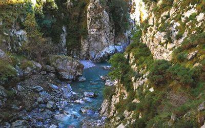 vista río cares